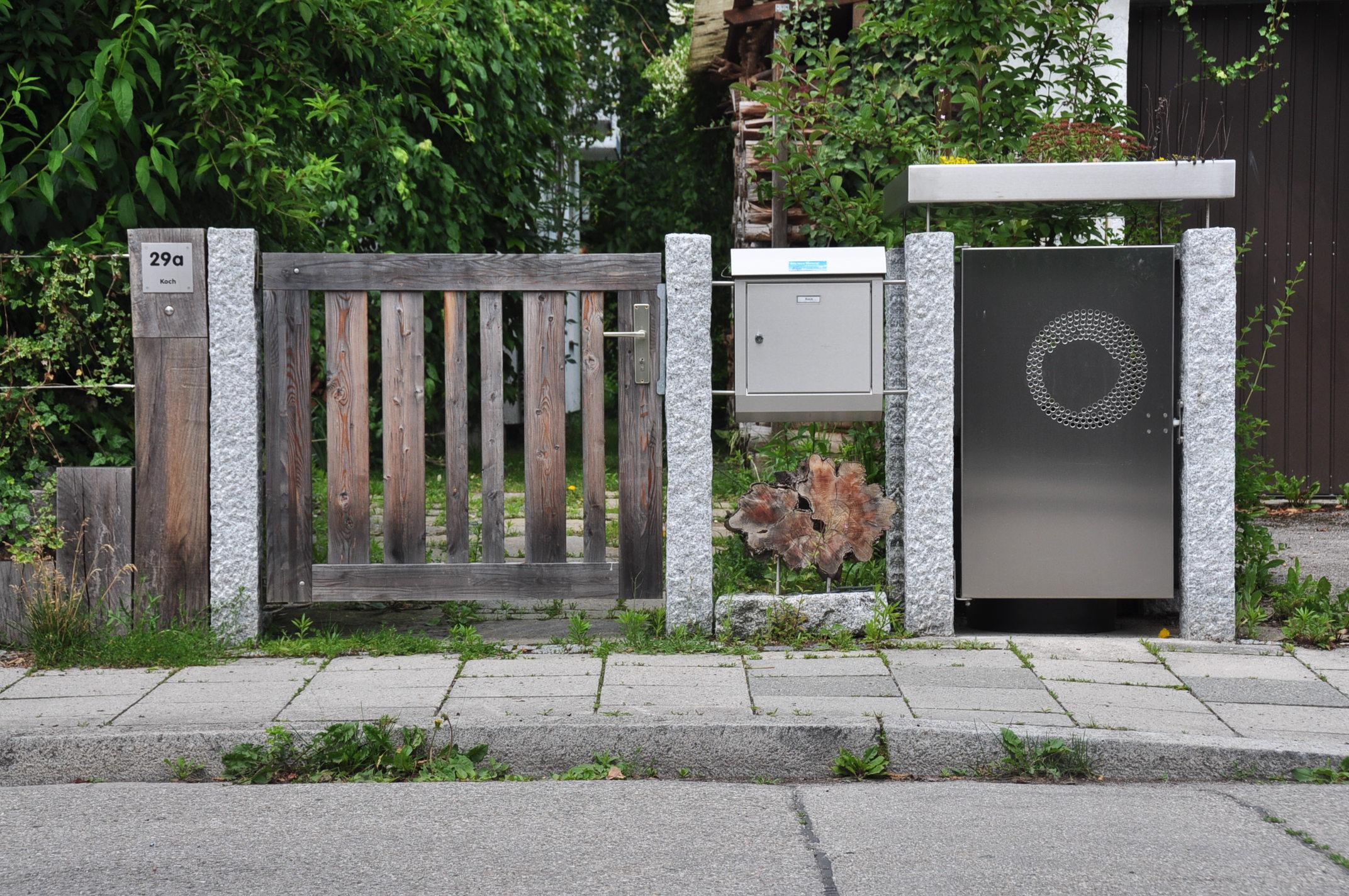 sehr individueller Zaun (4)